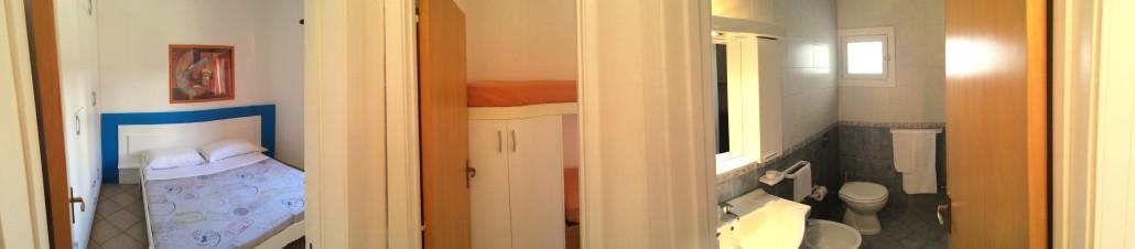 Kamarina appartamenti for Camera matrimoniale e piani bagno